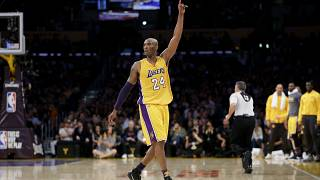 Legszebb megmozdulásaival emlékezünk a vasárnap elhunyt Kobe Bryantre