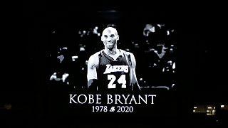 Kobe Bryant 41 yaşında hayatını kaybetti