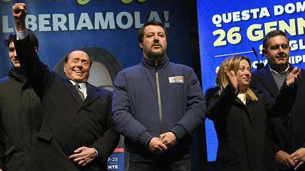 انتخابات محلی ایتالیا؛ ماتئو سالوینی در کلیدیترین منطقه شکست خورد
