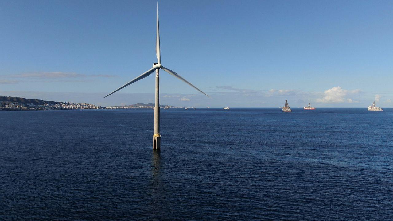 La tecnología eólica aplicada en Gran Canaria que abarata costes
