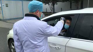 China concentra grande maioria dos casos de coronavírus