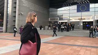 النائب البريطانية جوديث بونتنغ تودّع البرلمان الأوروبي