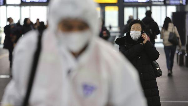 Güney Kore'de koronavirüs önlemleri