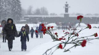 С.-Петербург отметил годовщину полного освобождения от блокады