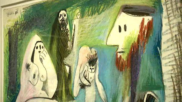 Picasso és a papír, a londoni Royal Academy of Arts tárlata