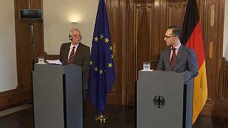 Χ. Μάας: Κυρώσεις για παραβίαση του εμπάργκο όπλων στη Λιβύη