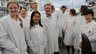 Oxford Üniversitesi'nden bilim insanları / İngiltere