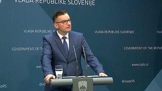 Глава правительства Словении ушел в отставку
