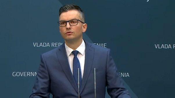 ماريان شاريتس رئيس الوزراء السلوفيني