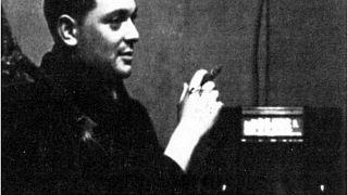 Karl Rosenberg, grandfather of Isabelle Kumar