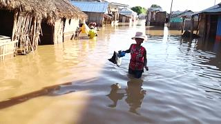 Torrential rain triggers deadly flooding in Madagascar