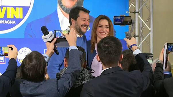 """Salvini hakt Emilia Romagna ab: """"Wir freuen uns auf die nächste Konfrontation"""""""