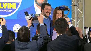 Emilie-Romagne : pari manqué pour Matteo Salvini