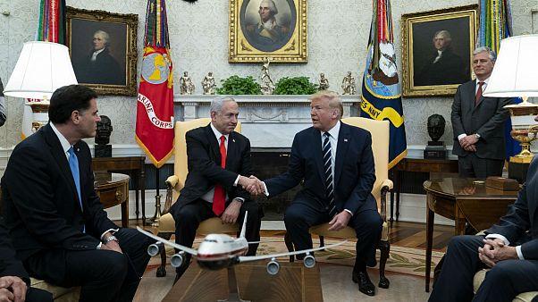 دیدار ترامپ و نتانیاهو؛ آغاز شمارش معکوس برای رونمایی از «معامله قرن»