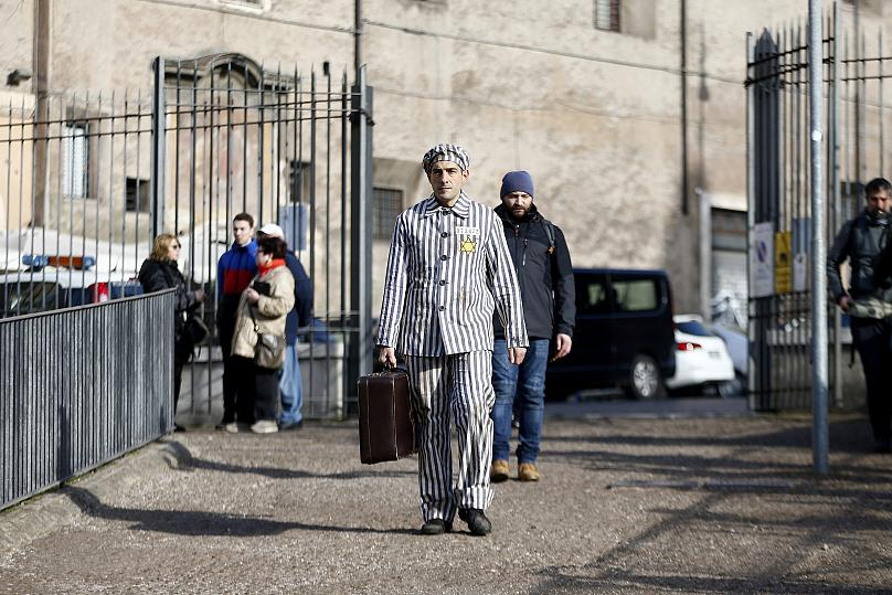 Cecilia Fabiano/LaPresse via AP