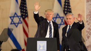 """ترامب يعتقد بوجود """"فرصة"""" أمام خطته للسلام ستحظى """"في نهاية المطاف"""" بتأييد الفلسطينيين"""