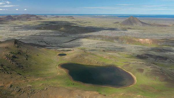 В Исландии ждут извержения вулкана