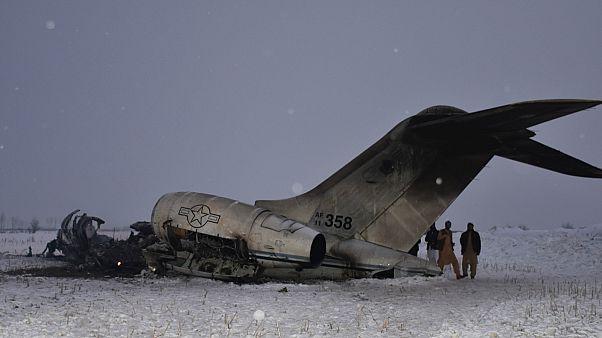 Nem lőtték le az amerikai gépet Afganisztánban