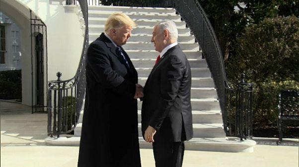 Felhergeli a palesztinokat Donald Trump béketerve