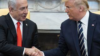 Trump tem um plano de paz para o Médio Oriente