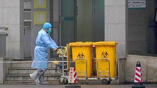 Coronavírus provoca alerta global