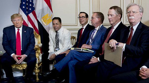استیضاح ترامپ؛ فشارها برای شهادت جان بولتون بیشتر میشود