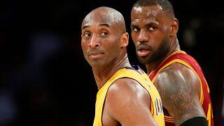 LeBron James, Kobe Bryant'ın ölümünden bir gün önce geçerek NBA tarihinin en skorer oyuncusu olmuştu