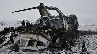 ۲۴ ساعت پس از سقوط در افغانستان؛ درباره هواپیمای آمریکایی چه میدانیم؟