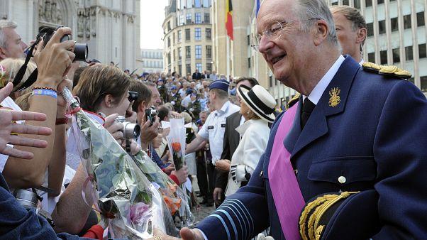 El Rey emérito Alberto II de Bélgica reconoce que es el padre biológico de Delphine Böel