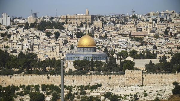 El Aksa yerleşkesi / Kudüs
