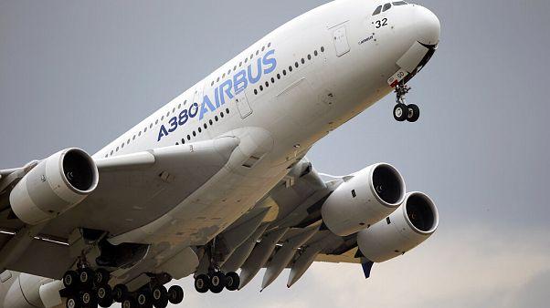 Airbus firma un principio de acuerdo millonario para solucionar su proceso de corrupción