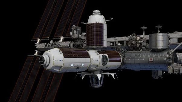 Axiom Space modül tasarımları