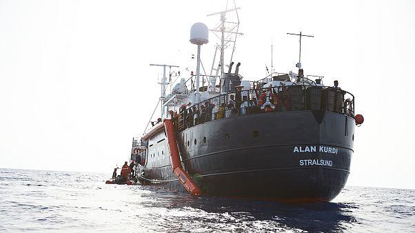 Göçmenlerin Avrupa'ya geçiş için yeni transit yolu Kıbrıs