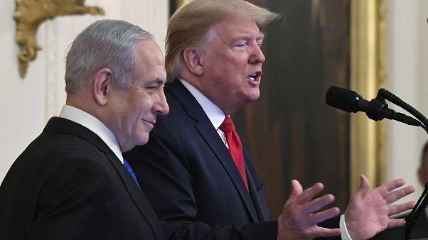 Trump präsentiert Nahost-Friedensplan mit Zwei-Staaten-Lösung