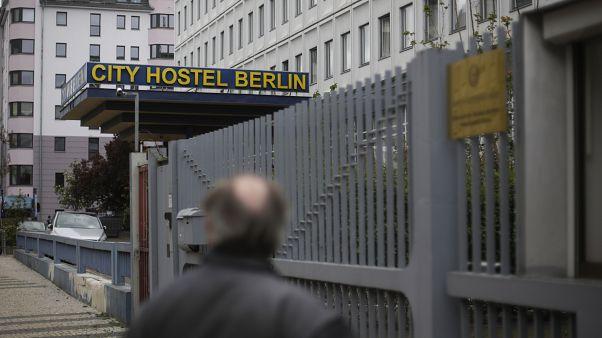 فندق سيتي هوتال برلين المجاور لسفارة كوريا الشمالية
