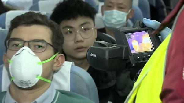 Коронавирус: усиленные меры безопасности на границе с Китаем