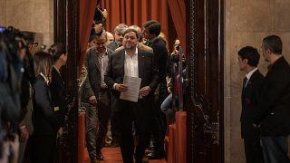 """Oriol Junqueras: """"Nunca condicionaremos el diálogo por estar en la cárcel"""""""
