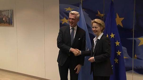 غراندي يدعو الاتحاد الأوروبي لفتح أبوابه أمام المضطهدين
