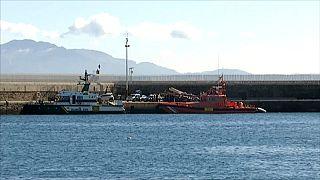 Tragedia del Rúa Mar: dos pescadores muertos y cuatro desaparecidos