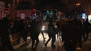"""Wildes"" Flüchtlingslager in Paris geräumt"
