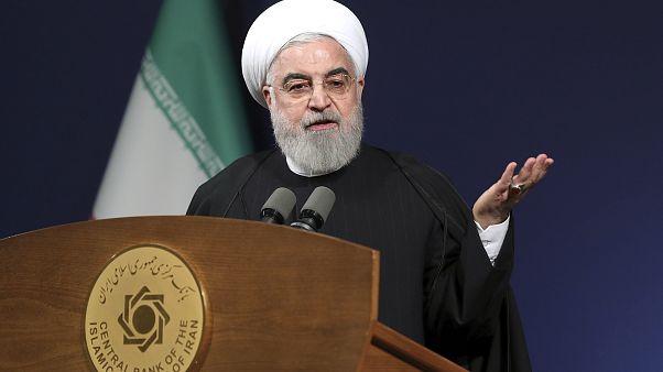 روحاني يدعو الإيرانيين إلى المشاركة بقوّة في الإنتخابات التشريعية المقبلة