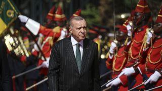 Türkiye Cumhurbaşkanı Recep Tayyip Erdoğan'ın Senegal ziyareti