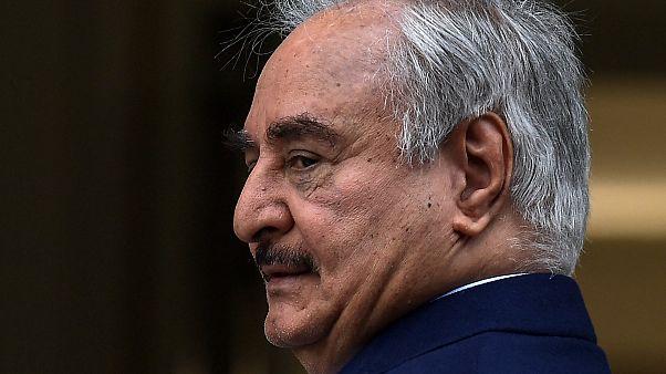 """حكومة الوفاق الليبية تعلن إسقاط """"طائرة مسيرة إماراتية"""" داعمة لحفتر قرب مصراتة"""