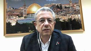 "Mustafa Barghouti: ""Este é um plano israelita num envelope americano"""