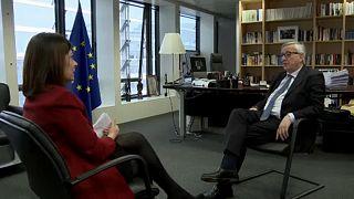 Juncker: Großbritannien jetzt nicht bestrafen