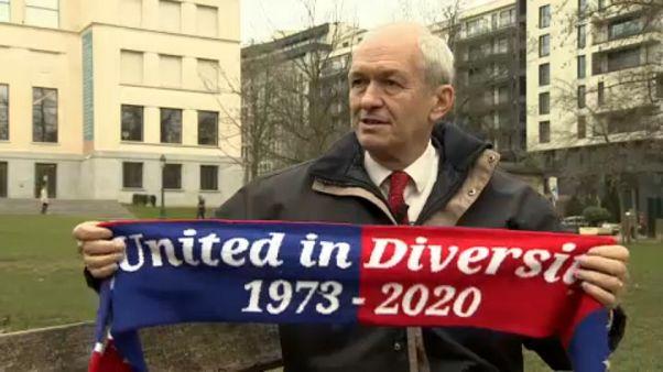 Eurodeputado britânico Richard Corbett esteve quase 25 anos no Parlamento Europeu