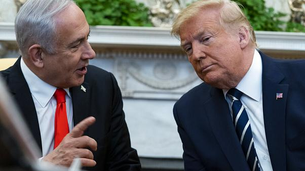 Israeli PM Netanyahu's main rival Benny Gantz accepts invitation to White House