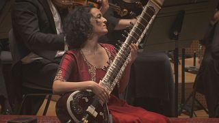 A estonteante cítara de Anoushka Shankar