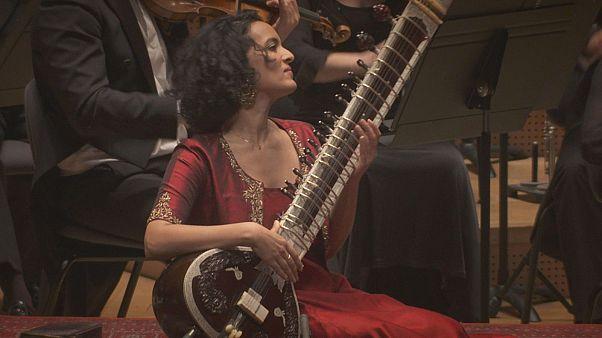 Ravi Shankar'ın kızı Anoushka Shankar'ın 'büyüleyici' müzikal yolculuğu