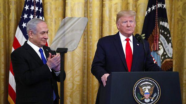Megduplázná a palesztin területek nagyságát Trump izraeli-palesztin béketervezetében